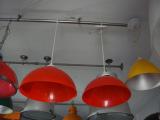 厂家直销/红色塑料小彩罩/超市罩 水果灯 蔬菜灯/展示照明灯具