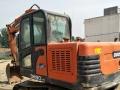 斗山 DX80 挖掘机  (转让个人爱车斗山挖机)