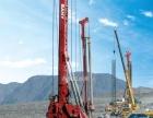 台州旋挖钻机租赁,桩基工程承接