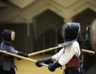 成都菲动儿童剑道课程