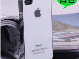 苹果4代 iphone4s手机壳 iphone5保护壳 防刮玻璃