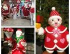 哈密圣诞节装饰品现货供应 汉光展览庆典吸睛美陈 厂家直租