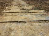 長期對外出租鋼板-鐵板-走道板
