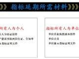 浙A牌照指标延期杭州牌照指标延期杭州小客车摇号指标延期