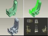 苏州逆向设计 3D扫描 测绘建模画图 抄数服务