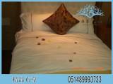 宾馆酒店客房 被套/被罩 全棉印花单被套