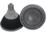 新款PAR38l射灯 16W /LEDpar灯cob光源 可调光