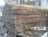 上海旧毛竹片 毛竹架铁笆片 模板木方多少钱