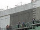 茂名高州超长超大玻璃幕墙安装更换及吊篮租赁东邦幕墙