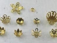 铜铁花托,铜花帽,铁花帽,铜花托,铁花托,珠托,珠底托