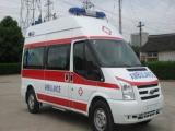 张家界私人救护车出租转院靠谱