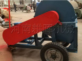 食用菌柴油机动力锯末机/柴油机木材削片机厂家供应