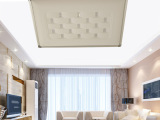 LED铝框吸顶灯配件 时尚卧室客厅阳台餐厅灯 LED节能灯套件批