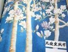 廣州市賽亞廣告供應宣絨布制作與安裝