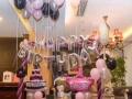 婚礼表白气球布置,满月酒气球布置,道歉气球布置,生日宴气