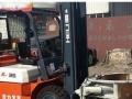3.5吨合力柴油机叉车 二手j夹抱叉车包邮
