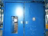 礦用氣動自動無壓風門和礦用電動液壓自動風門區別