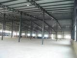 花都浩展钢构公司专业承接厂房,阁楼的搭建工程