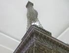 纯手工金属板埃菲尔铁塔