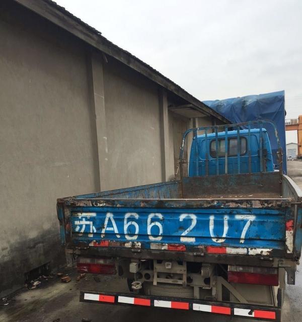 南京牌照2011年3月上牌4.2米江淮平板车出售