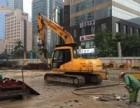 上海青浦区挖掘机出租华新镇挖掘机出租带破碎租赁