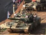 深圳戰地游樂坦克車營地項目介紹尋求場地合作
