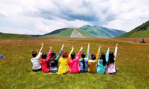 【图】成都骆途户外2016年川藏线+青藏线15天攻略游外国图片