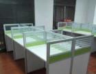 厂家低价甩卖办公家具屏风隔断桌卡座钢架桌电脑桌椅子