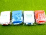 日本原装进口小药盒 便携一周 密封药盒 三层折叠小药盒 随身药盒