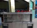 全不锈钢制作奶茶,饮水机柜台