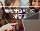 厦门明智教育 葡萄牙语A1-B2能力考培训