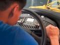 宝马740改全液晶仪表