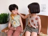 童尚,忽思蜜,韩尚,糖糖 网红韩版小清新品牌童装折扣批发