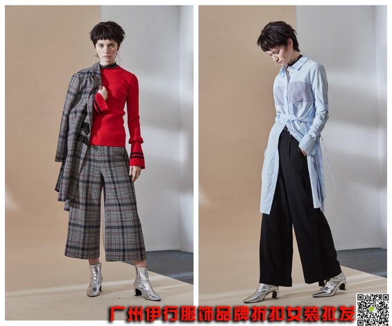 玛琪雅朵杭州潮牌品牌折扣库存女装批发哪里较便宜