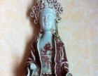 上海收藏家高志伟先生在广州筛选藏品