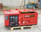 房车超静音18KVA变频柴油发电机
