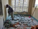 松陵专业房屋拆除 拆旧 打墙 开门洞 拆地坪