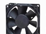 工厂直销6015直流散热风扇 电脑CPU含油散热风扇 24V含油