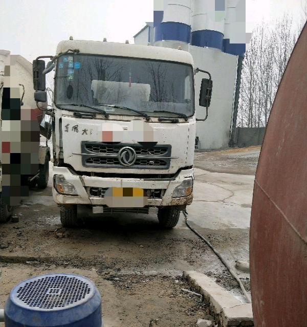 搅拌运输车个人全手续水泥罐车大12拉14