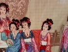 蒙娜丽莎牌十二金钗纯手工丝光线2.3米