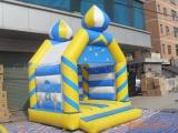 供应充气跳床 儿童蹦床 充气滑梯 充气运动玩具 新跃充气玩具