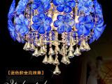 厂家批发水晶吊灯简约餐厅LED吊灯创意客厅灯饰卧室灯具家居照明