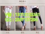 原单库存尾单牛仔裤厂家直销10元牛仔裤批发市场韩版新款女装