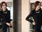 最新2015秋款韩版时尚 新品上市 热销 爆款 潮