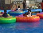 水上电瓶碰碰船儿童游玩电瓶船玩具船电动亲子碰碰船