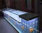 新款手机柜台华为苹果三星体验缴费桌配件柜烟酒柜