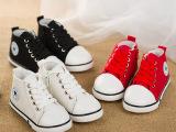 秋季爆款2014新款外贸 儿童帆布鞋宝宝鞋 韩版学生鞋软底 潮