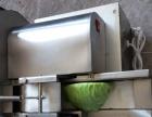 不锈钢商用土豆瓜果蔬菜切片切丝机 多功能电动切菜机