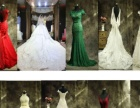高端喷绘婚礼折扣体验15330元 一场婚礼4件婚纱