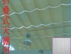 遮阳蓬制作 阳光房顶天幕蓬生产 电动天棚帘厂家